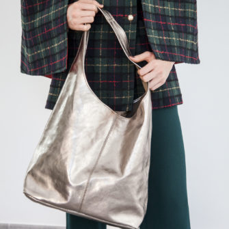 Metallic bag - Fall/Winter Collection 2019 - o-livia.es
