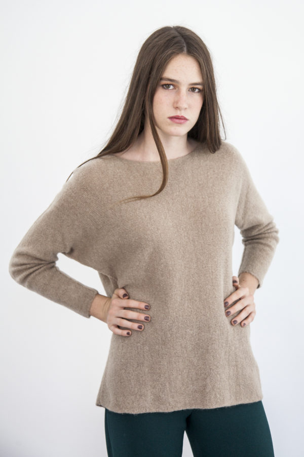 Japanese sleeve sweater - Fall/Winter Collection 2019 - o-livia.es