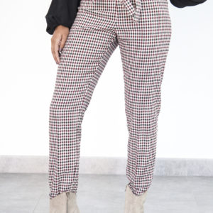 Plaid pants - O'Livia