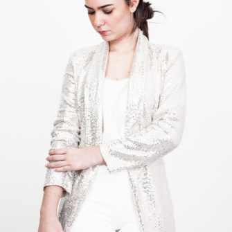 Blazer with sequins O'Livia