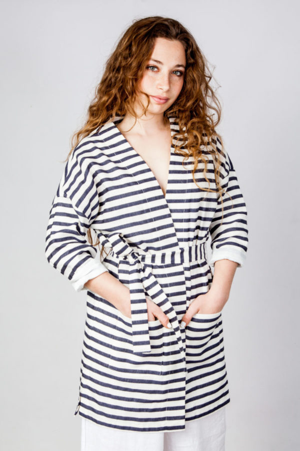 Striped Jacket O'Livia