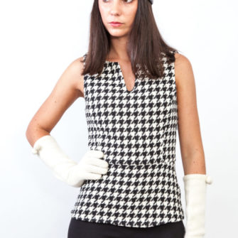 Houndstooth Body