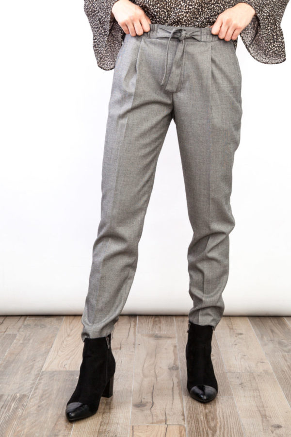 Heather Skinny Chino Trousers
