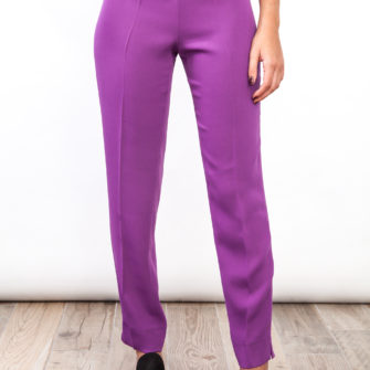 Fine Crepe Trousers