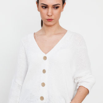 Short Jacket White